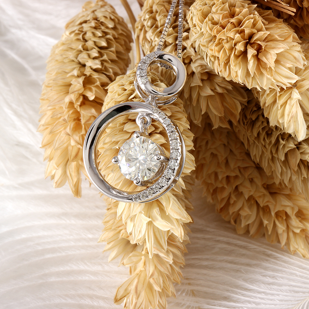 new style moissanite necklace (2)