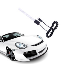 New Car Digital TV FM Antenna Aerials Portable Amplifier Booster SMA Plug Connectors High db(China)