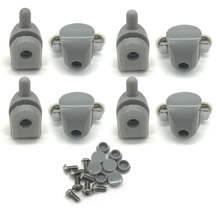 Top & Bottom Shower Door ROLLERS / Runners / Pulleys / Wheels Replacement Parts 23mm diameter