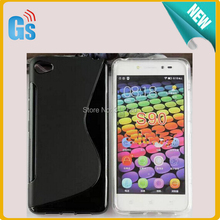 Electronics Shop S Line Gel TPU Phone Case For Lenovo S90 Back Cover Free Shipping(China)