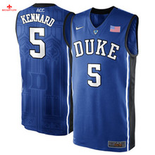 Nike 2017 Duke Marshall Plumlee 5 Can Customized Any Name Any Logo Boxing Jersey Marques Bolden 5(China)