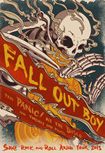 Fall Out Boy -Rock Band Music Star poster 36 x 24(China)