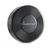 Audiocast M5 AirMusic AirPlay DLNA (DMR) Музыка Радио приемник передатчик IOS Android AirMusic WI-FI аудио приемник soundmate(China)