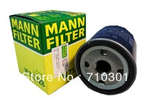 Hot sales, free shipping fee MANN oil filter W713/28