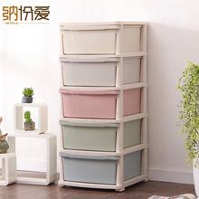 Storage Cabinet Drawers Plastic Office Bin Box New Macaron Organizer storage drawer organizer storage plastic box