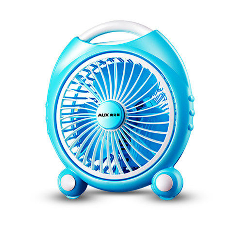AUX Electric fans Wind Machine 2 level Speed Setting Small Fan for Cooling Only Student Dorms Home Office Using 220V 20W FO-18A6<br>