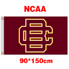NCAA Bethune-Cook man Wildcats flying Flag 3ft*5ft (150cm*90cm)(China)