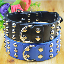 (20 Pieces/Lot) High Quality Brand Leather Studded MushRoom Rivet Pet Products Supplier Dog Collars(China)