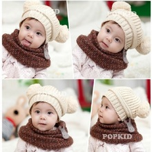 Hooyi bebe Caps crochet Baby Hat handmade children beanie Bonet Infant caps newborn photography props accessories(China)