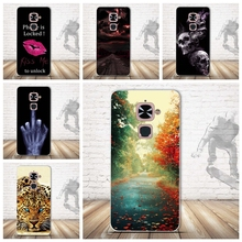 3D Relief Soft Tpu Case Protective Cover For Letv Le 2 Pro Case Le2 X620 Le eco Le 2 X527 Mobile Phone Case For Letv Le S3 X622(China)