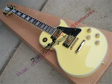 China firehawk guitar LP CUSTOM Electric guitar ,a piece of wood of the neck, the high quality of the guitar