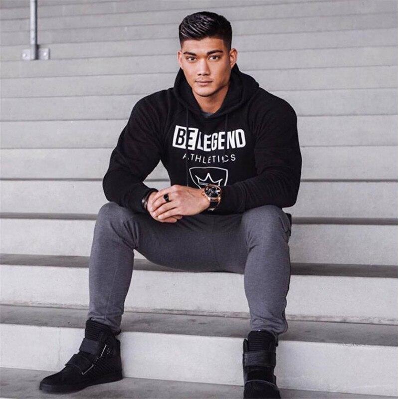 hoodies Sweatshirt Men sport suit-1