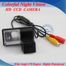 For Toyota Crown 2010 HD rear view camera or car front view camera night vision and waterproof and glass lens parking camera(China)