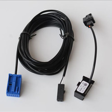 Car Radio Micphone Mic Bluetooth Cable Aadaptor For BMW E90 X1 with BMW Professiona