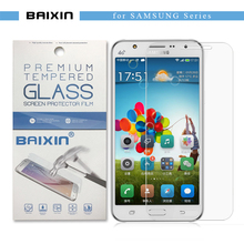 baixin Tempered Glass Sreen Protector For Samsung Galaxy S3 S3 I9300 I939 I9305 Protective Glass Cover Film +Retail packaging(China)