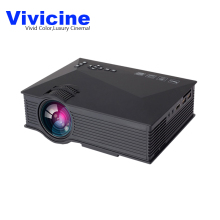2017 Vivicine UC46 UC46+ WIFI Portable LED Video Home Cinema Projector PC VGA/USB/HDMI Wireless Mini Pocket Projector Beamer