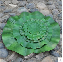 artificial water lily lotus grass water flower lotus bowl lotus MA1635