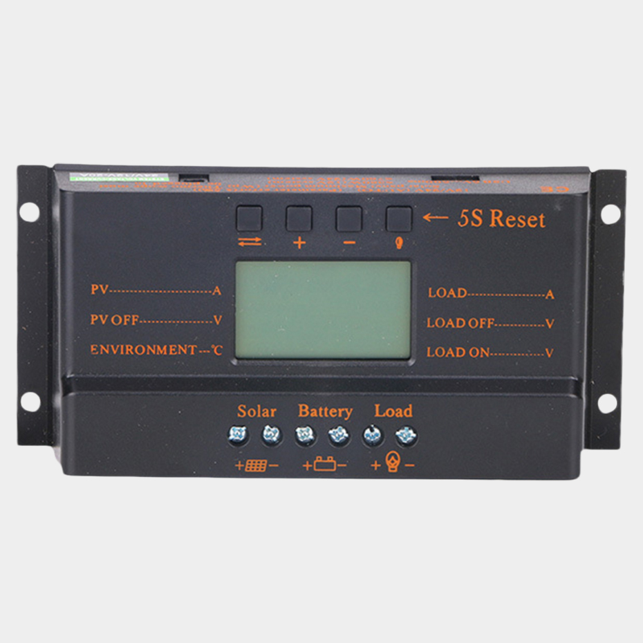 EASUN POWER 20A MPPT 12V 24V Solar Panel Battery Regulator Solar Charge Controller USB 5V Rated Solar Regulator01
