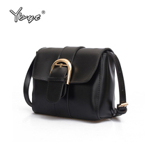 YBYT brand 2017 new vintage hasp soled women flap hotsale ladies cell phone coin purses mini shoulder messenger crossbody bags(China)