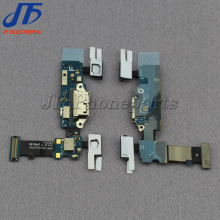 10pcs/lot For Samsung Galaxy S5 I9600 G900F USB Charger Charging Dock Port Connector Flex Cable Ribbon + Keyboard Sensor Flex