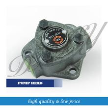 TOP 11A 12A 380V Hydraulic Gear Lubrication Pump Triangular Oil pump Cycloid Pump Head(China)