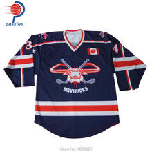 Custom design new designs customized ice hockey jersey(China)