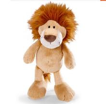 35cmGerman foreign trade original single plush toys authentic nici third generation jungle lion for Birthday Day Gift 1pcs(China)