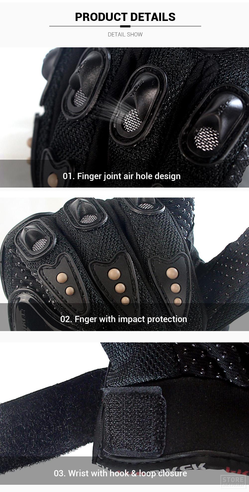 Gloves Pro-Biker Collection (22) 26