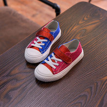 Childrens Shoes Boys Sneakers Patchwork Baby Flats Kids Sneakers Shining  Sequins Girls Shoes Casual Sweet Princess 0d41a08bef86