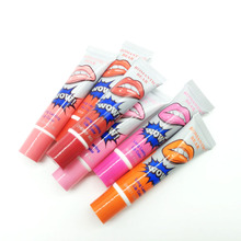 1Pc Lip Gloss Tint Tattoo Mask Long Lasting Waterproof Sticker Matte Lipstick Brand Makeup Oil Gel Women Balm Cosmetic Tool Kit