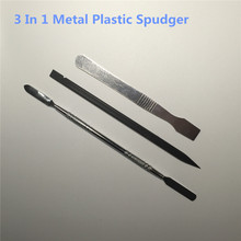 3 In 1 Metal Plastic Spudger Set Tools Repair Opening Pry Tool Kit For iPhone/iPad For Samsung Cell Phone FREE SHIPPING