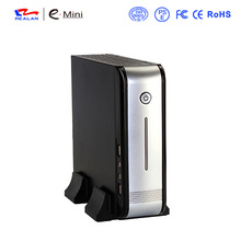 e-Mini 3015 computer case US version itx mini industrial small Chassis htpc Chassis silver black or red(China)