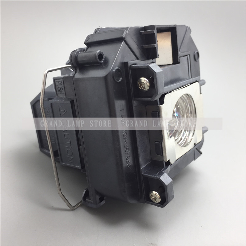 Replacement LAMP ELPLP60  With Housing for Epson Projector EB-C2010X EB-C2030WN EB-C2060XN EB-C2000X EB-C2020XN Happybate<br>