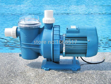 1.5HP 1.1KW Swimming Pool Pump With Filter, Spa Swimming Pool Pump 220V