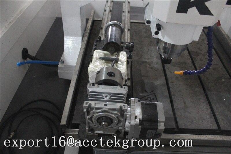cnc router machine milling engraving metal brass aluminum (4)