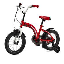 "DRBIKE 12"" Beatles Kids Bicycles Children Bike with Quick Release Training Wheel 90cm-110cm First Bike"