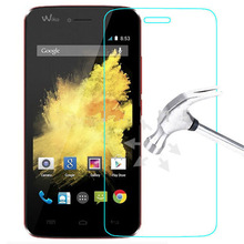 Screen Protector Film Tempered Glass For Wiko U feel GO lite Prime FAB Freddy Robby tommy Lenny 2 3 pop star pulp fab 4g  jerry