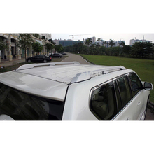 High Quality For Toyota Land Cruiser Prado FJ150 2014 2015 Silver Color Roof Rack Rails(China)