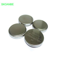 50pcs 2032 CR2032 3V 220mAh lithium Button Coin Battery in Bulk for watches, toys, flashlights etc