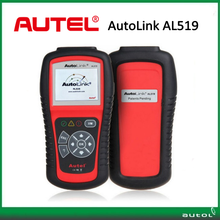 Autel AutoLink AL519 NEXT GENERATION OBDII&CAN SCAN TOOL With TFT Color Display Turns Off Check Engine Light Read / Clear Codes(China)