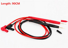 10pairs/lot New 90cm Digital Multimeter Probe Test Leads Pro Testing Cables Wire Free Shipping with Track Number 10001233(China)