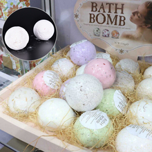 Deep Sea Bath Salt Body Essential Oil Moisturizing Bath Ball Natural Bubble Bath Bombs Ball SPA Bath Accessories