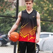 2017 new polyester mens cheap basketball training Jersey sets blank college tracksuit sports throwback jerseys uniforms printing