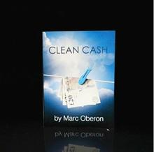 Clean Cash (RMB Gimmick) - Trick,close up magic&stage magic tricks,street magic,mentalism,Free shipping(China)
