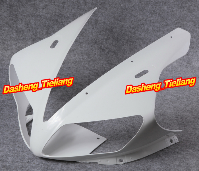 New Unpainted Motor Upper Front Cover Fairing Cowl Nose Fits for Yamaha 2002 2003 YZF R1 ABS, China Motorcycle Spare Part<br><br>Aliexpress