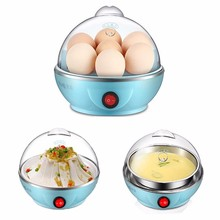 High Quality Multifunction Poach Boil Electric Egg Cooker Boiler Steamer Automatic Safe Power-off Cooking Tools Kitchen Utensil