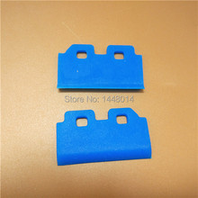 Best quality solvent printer parts Mutoh VJ1604 RJ900C cleaning wiper DX5 12pcs/lot for sale