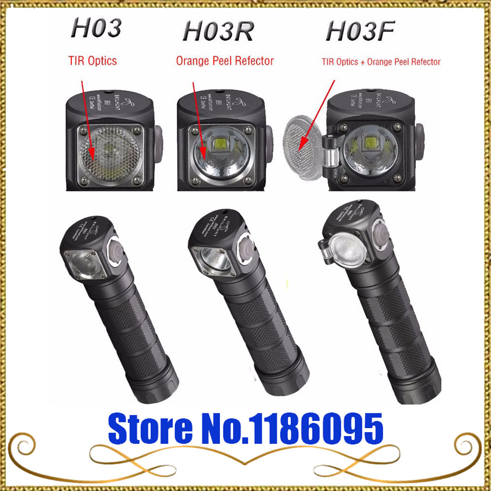 NEW Skilhunt H03 H03R H03F Led flaslight Lampe Frontale Cree XML1200Lm HeadLamp Hunting Fishing Camping light+Headband<br>