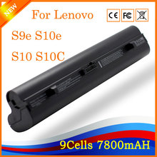 Laptop Battery For Lenovo IdeaPad S10 S10C S9e S12 45K2175 45K2177 51J0398 51J0399 ASM 42T4683 FRU 42T4682 L08S3B21 L08S6C21(China)