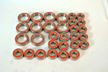 Free Shipping Supply HIGH QUALITY Modle car bearing sets bearing kit KYOSHO LAZER ZX UPGRADE